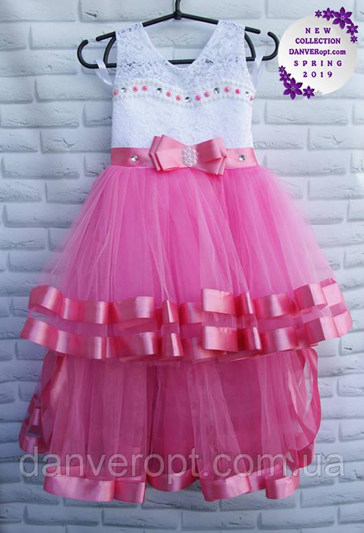 82daddc0ed113fb Платье детское бальное стильное на девочку 5-7 лет, купить оптом со склада  на