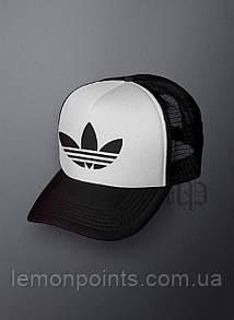 Кепка мужская спортивная Adidas белая