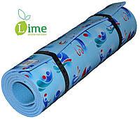Каремат, коврик туристический, Decor Олимпик 8мм, фото 1