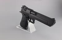 Подставка под пистолет акриловая