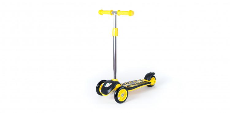 Самокат ORION 00164 Желтый