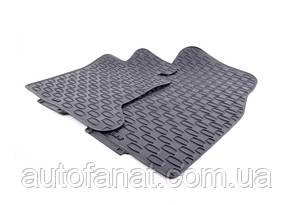 Оригинальные передние коврики салона BMW 5 (E60) (51472409278)