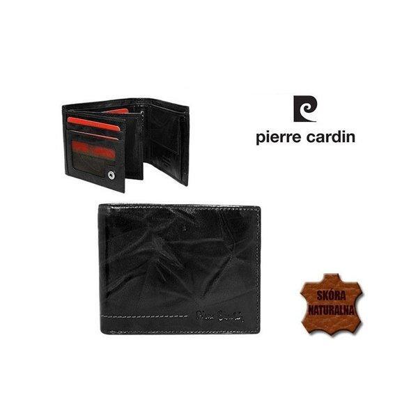 Шкіряний гаманець Pierre Cardin 325-TILAK02 TEXAS BLACK