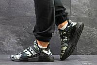 Кроссовки мужские камуфляжные Adidas NMD Human RACE, весенние мужские кроссовки ( Реплика)