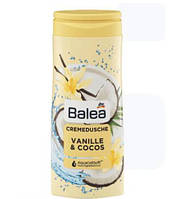 Гель для душу ваніль та кокосове молоко Balea Dusche & Creme Vanille und Cocos, 300 ml