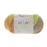 Alize Baby Wool Batik № 5559