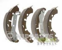 Комплект тормозных колодок стояночного тормоза  TOYOTA LAND CRUISER PRADO   N3502092