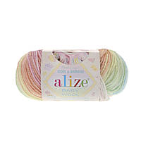 Alize Baby Wool Batik № 3563