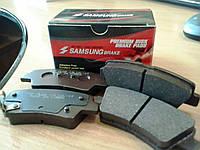Тормозные колодки Самсунг (производитель Корея) отзывы, фото 1