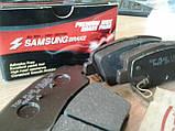 Тормозные колодки Самсунг (производитель Корея) отзывы, фото 5