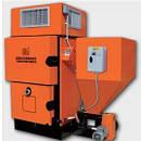 Генераторы теплого воздуха на пеллетах 30...230 кВт