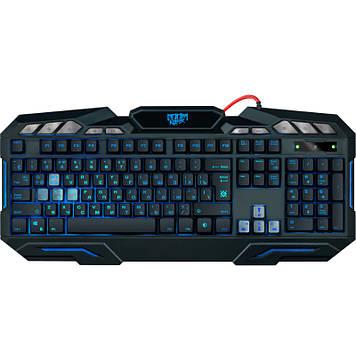 Клавіатура Defender Doom Keeper GK-100DL USB Black (45100)