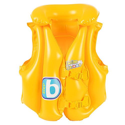 BW Жилет 32034 желтый, 51-46см BW Жилет 32034 (24шт) желтый, 51-46см