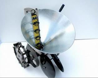Картофелесажалка ТМ Ярило (цепная, 30 л, с транспорт. колесами)