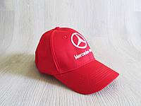 Бейсболка Мерседес Бенц красная реплика, фото 1