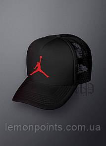 Кепка мужская спортивная Air Jordan K114 черная