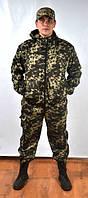 Военный костюм пограничный с капюшоном