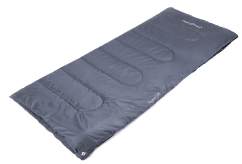 Спальник KingCamp Oxygen R KS3122 Grey, серый
