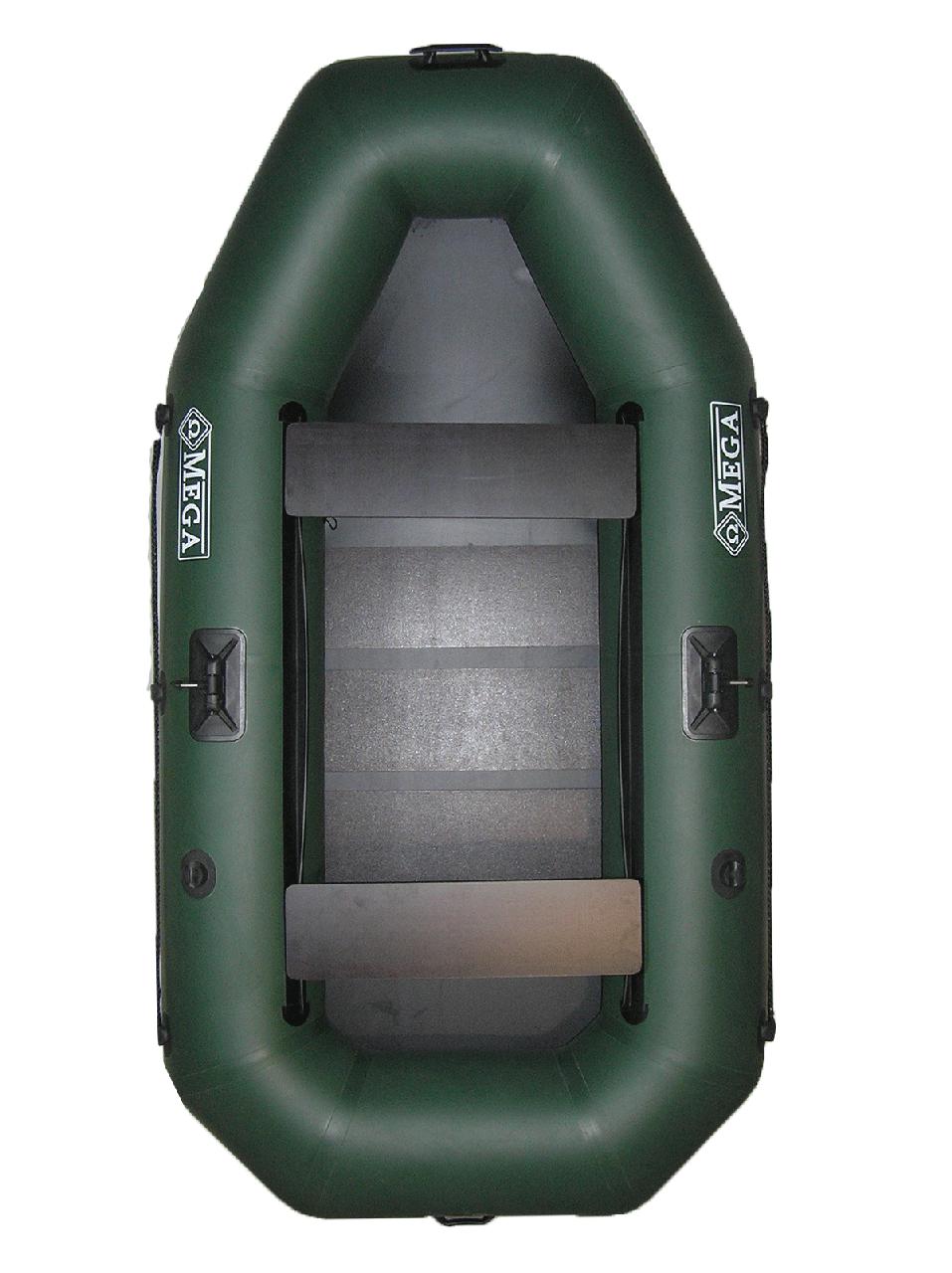 Лодка двухместная надувная пвх omega Ω 260 LS