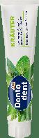Зубная паста Dontodent Krauter на травах, 125мл