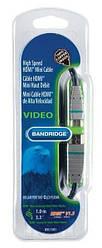 Кабель цифровой видео Bandridge BLUE BVL1502