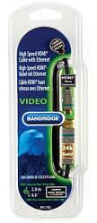 Кабель цифровой видео Bandridge Blue BVL1702