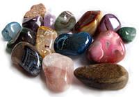 Изделия из натуральный камней в ассортименте