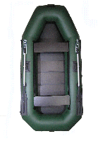 Лодка двухместная надувная пвх omega Ω 280 LS