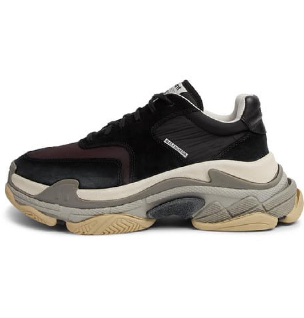 6dc21ec6 Женские кроссовки Balenciaga Triple S Sneaker (люкс копия) - Интернет-магазин  спортивной обуви