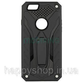 Чохол-накладка IPaky Cavalier для Huawei Y6 Prime 2018 (ATU-L31) Black, фото 2