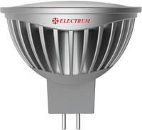 Лампа светодиодная ELEKTRUM LED LR-20 5W GU5.3