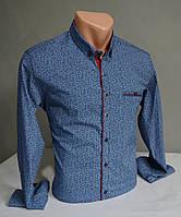 Мужская рубашка G-port с узором 1010