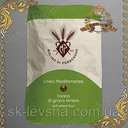Мука Манитоба Farina di frumento tenero tipo 0 Manitoba 1 кг.