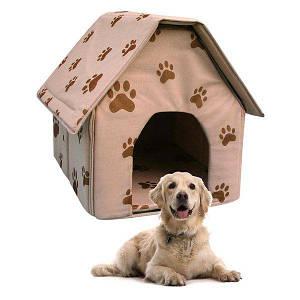 Переносная будка домик для собак Portable Dog House 130755