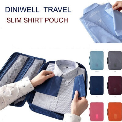 Органайзер для рубашек Dinivell Slim Shirt Pouch фуксия 01055/02