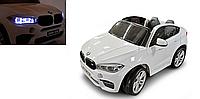 Детский двухместный электромобиль BMW Х6М JJ2168 на пульте, большой електромобиль БМВ, фото 1