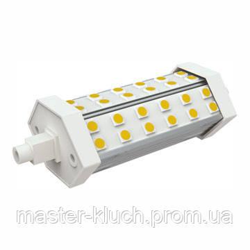 Лампа светодиодная ЕLEKTRUM LED LL-42 10W R7S линейная 118мм