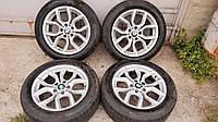 BMW X4 F26 X3 F25 Колеса диски резина 245/50R18 Pirelli sottozero