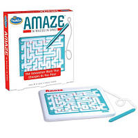 Игра-головоломка Amaze (Движущийся лабиринт) ThinkFun 5820-WH Игра-головоломка Amaze (Движущийся лабиринт) ThinkFun 5820-WH