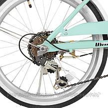 Велосипед детский PROF1 20 Д. G20URBAN A20.1 мятный, фото 3