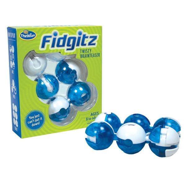 Игра-головоломка Фиджитц | ThinkFun Fidgitz 5830 Игра-головоломка Фиджитц | ThinkFun Fidgitz 5830