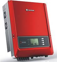 Сетевой солнечный инвертор GoodWe 20000 (20кВт, 3-фазный, 2МРРТ Модель GW20K-DT), фото 1