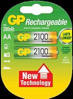 Аккумулятор GP R06 AA 2100 mAh Ni-MH