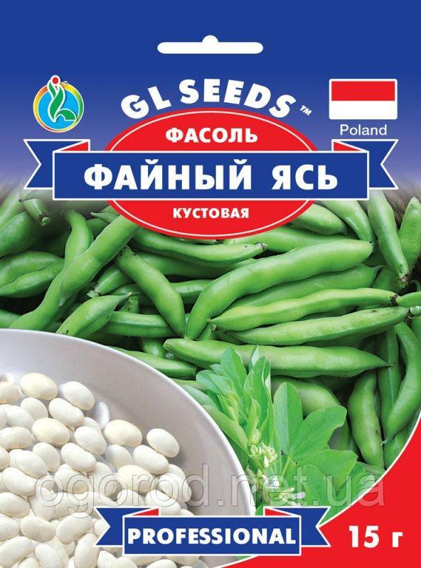 Фасоль Файный Ясь 15 г семена