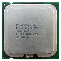 Процессор Intel Core2 Quad Q6600 2.40GHz/8M/1066 (SLACR) s775, tray