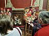 """Киев, Шоколадный домик - выставка Авторских кукол """"Интриги королевского двора"""" с 15 по 27 марта 2019."""