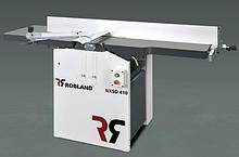 Рейсмусно-фугувальний верстат NXSD 410 Robland