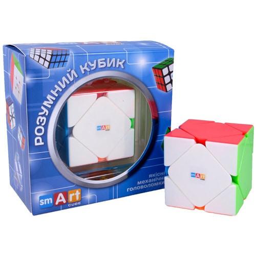 Кубик Рубика Скьюб без наклеек Smart Cube SCSQB-St Кубик Рубика Скьюб без наклеек Smart Cube SCSQB-St