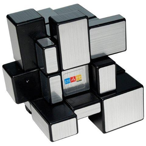 Кубик рубика Зеркальный серебряный Smart Cube SC351