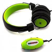 Наушники беспроводные Bluetooth Sport AT-SD36 (FM + MP3), фото 1